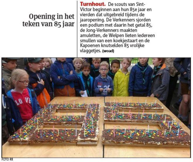 02102017 Artikel Gazet Van Antwerpen 85 jaar scouts Sint-Victor