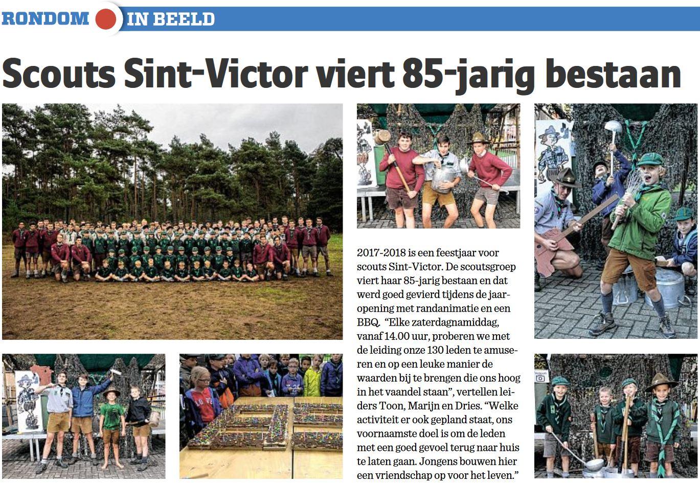 Artikel Rondom_85 jaar scouts Sint-Victor 20171010